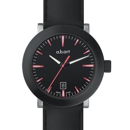A B Art horloge w 204