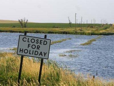gesloten wegens vakantie